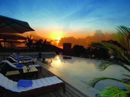 Hyatt Regency Dar es Salaam, The Kilimanjaro, отель в городе Дар-эс-Салам