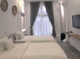 Kan Villa Siemreap, hotel in Siem Reap