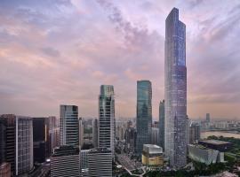 Rosewood Guangzhou, luxury hotel in Guangzhou
