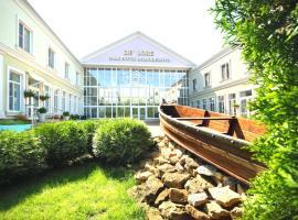 De`Lore Park Hotel Domodedovo, apartment in Domodedovo