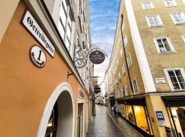 Hotel Elefant Family Business, Hotel in Salzburg