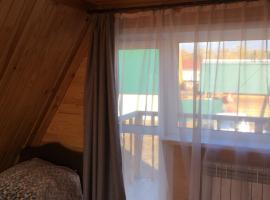 Country house Khuzhir, beach hotel in Khuzhir