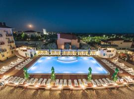 Hotel Venera Resort, hotel in Vityazevo