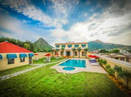 Green Genius Resort, hôtel à Pushkar