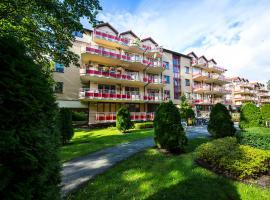 Wyspa Uznam - Apartamenty Zdrojowa, accessible hotel in Świnoujście