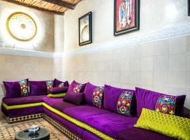 RIAD LA GAZELLE DU SUD, Hotel in Marrakesch