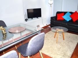 Habitacion 1 st, habitación en casa particular en Santiago