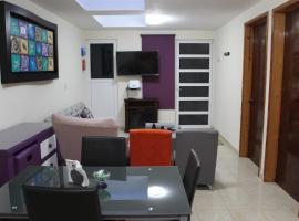 HOSPEDAJE H~FG, apartamento en Zacatlán