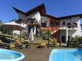 Vila Tamú, holiday home in Praia do Rosa