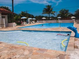 Apt 2 qts em Condominio Praia Piscina Marina, apartment in Angra dos Reis
