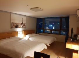 Stay and Co Residence, serviced apartment in Goyang