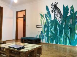 Vac Hostel, hostel in Tbilisi City
