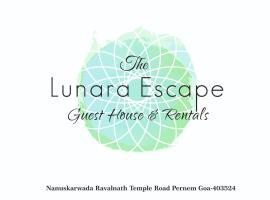 The Lunara Escape, hotel in Arambol