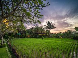 Bliss Ubud Luxury Villa, hotel in Ubud