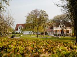 Landgasthof Pleister Mühle, отель в Мюнстере