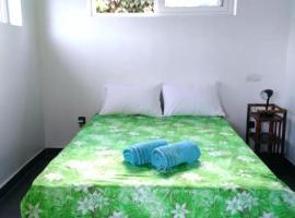 Jambolana Studio, apartamento em Punaauia