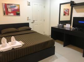 Pream Anun Apartment House, hotel a Ban Talat Rangsit