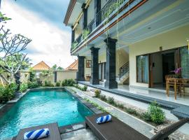 Saputra Guesthouse, apartment in Ubud