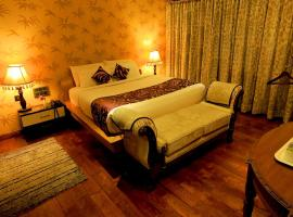 Jal Mahal Resort and Spa, accessible hotel in Mysore