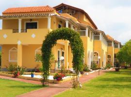 Stars Hotel, hotell sihtkohas Ágios Geórgios