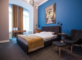 E4 Hotel, hotel in Odessa