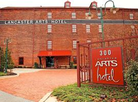 Lancaster Arts Hotel, hotel in Lancaster