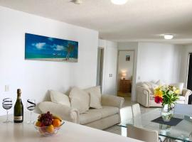 Melrose Apartments, hotel in Maroochydore