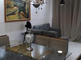 Apartamento Luma., hotel perto de Queijobom Center, Águas de Lindoia