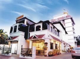 Yuvarani Residency, hotel en Kochi