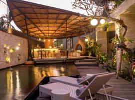LIN UBUD, hotel di Ubud