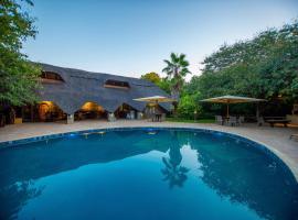 Bayete Guest Lodge, hotel in Victoria Falls