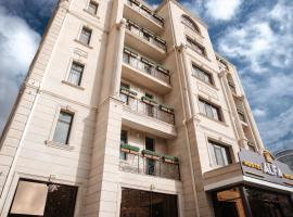 Alfa Hotel & Hostel, hotel em Baku