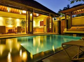DISINI Luxury Spa Villas, hotel in Seminyak