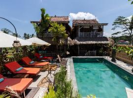 Royal JJ Ubud Resort & Spa, pet-friendly hotel in Ubud
