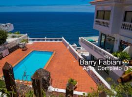 Appartamento di lusso, hotel económico en Puerto de la Cruz