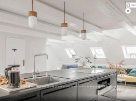 Heart of Copenhagen - Luxury, hotel near Rosenborg Palace, Copenhagen