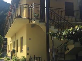CASAVACANZA CHIARA, villa in Gravellona Toce