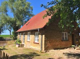 """Hofgut Bisdamitz - Ferienhaus """"Alte Mühle"""", farm stay in Bisdamitz"""