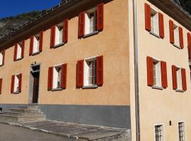 BnB Ai Cav Calanca, Hotel in der Nähe von: Arvigo-Braggio, Arvigo