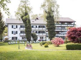 Garden-Hotel Reinhart, hotel in Prien am Chiemsee