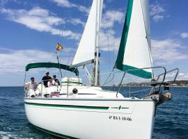 Vader Bavaria 30, boat in Sitges