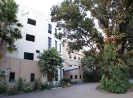 Central Palm Hotel, hotel in Bharatpur