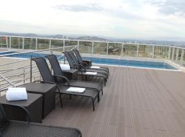 Allia Gran Pampulha Suites, hotel in Belo Horizonte