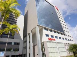 NB Hoteis, accessible hotel in Aracaju