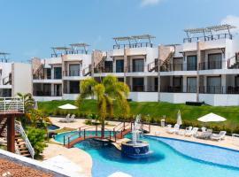 Condomínio Brisas do Amor, hotel in Pipa