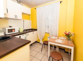 Уютная и светлая квартира в центре, apartment in Shchelkovo