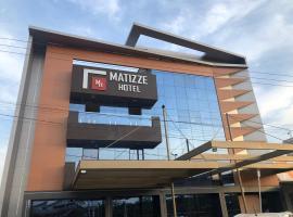 MATIZZE HOTEL, hotel in Marabá