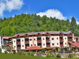 Hotel Lo Scoiattolo, hotell i Cotronei