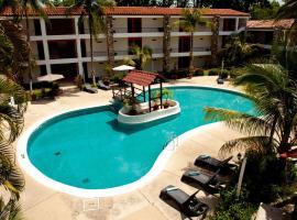 Plaza Palenque Hotel & Convention Center, hotel en Palenque