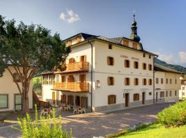 Albergo Cristofoli, hotel in Treppo Carnico